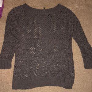 Zip up Willi Smith sweater!